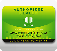 Authorized LimeSat Dealer